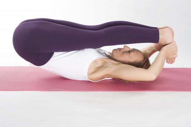 Гимнастика против ленивого желудка
