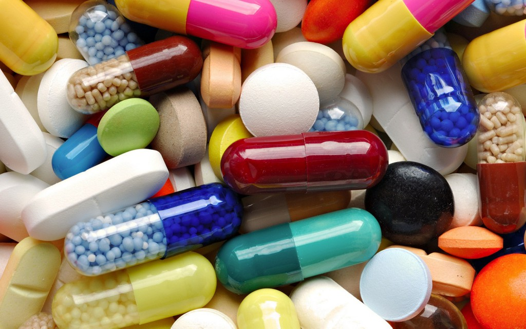 Лекарства для лечения ЖКТ