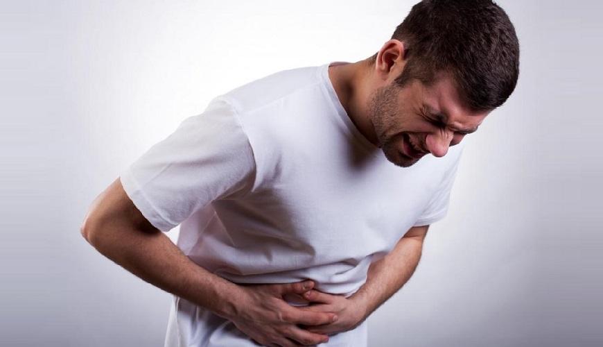 Больной мучается болями в животе