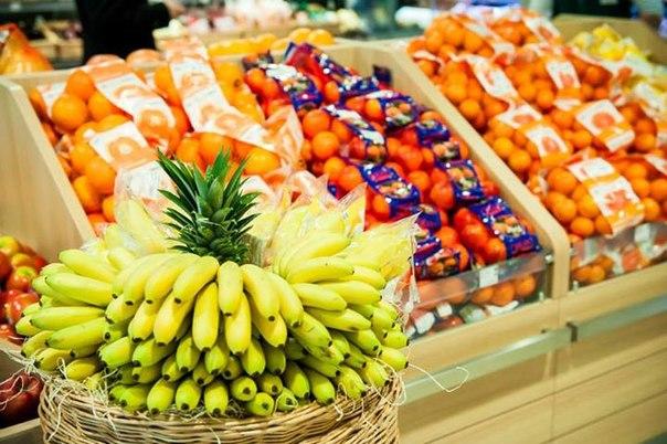 Очень полезно кушать больше фруктов
