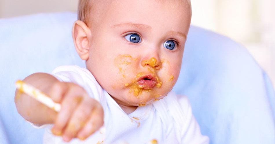 Аллергия может вызвать ранний прикорм