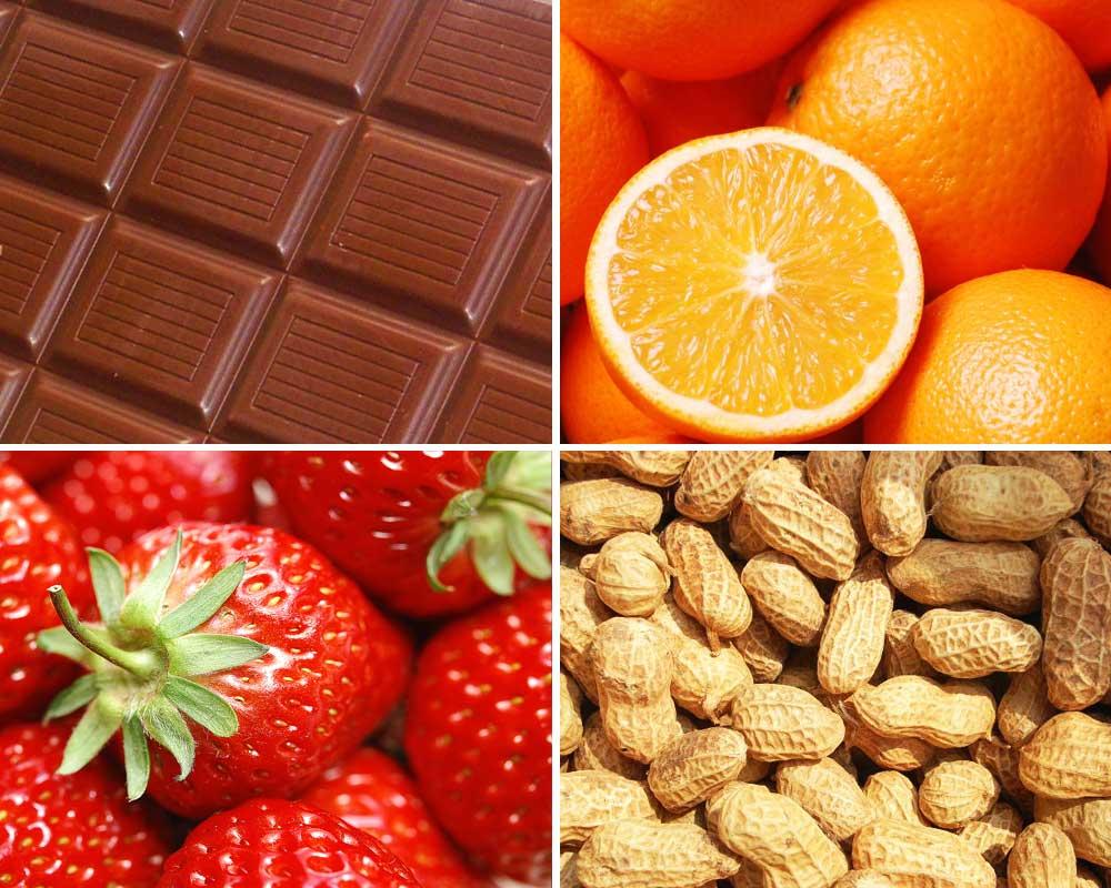Эти продукты часто вызывают аллергию у детей