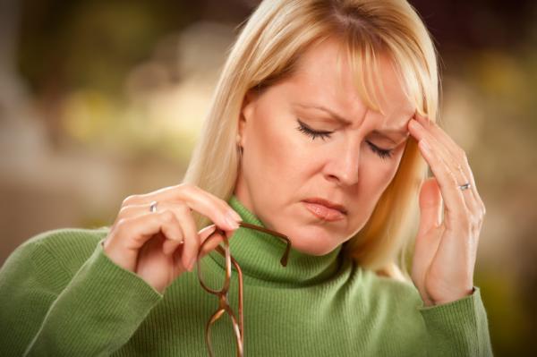 Основные симптомы связаны с значительным ухудшением самочувствия