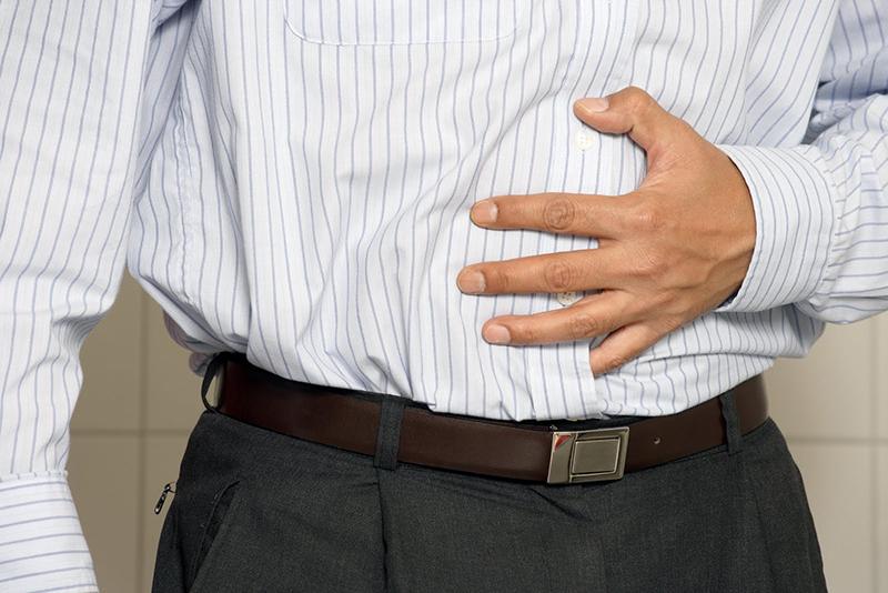 Воспаление провоцирует сильные боли у пациента