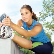Спортом следует заниматься абсолютно здоровым