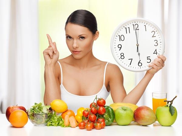 Сбалансированная диета для регулярного стула