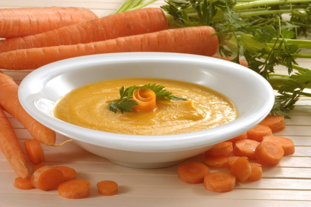 Овощные отвары и супы поправят ситуацию с кислотностью