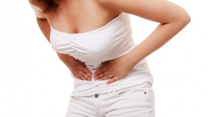 Препарат снимает болезненные ощущения в желудке