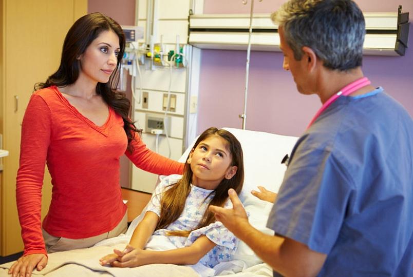 После щадящей операции пациент быстро возвращается к нормальной жизни