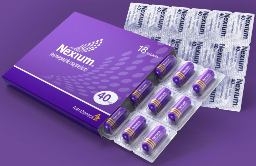 Нексиум борется с последствиями образования язвы