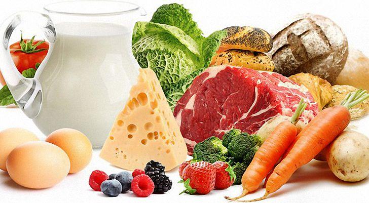 Больному полезно есть белковые продукты