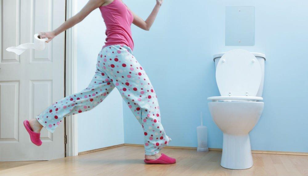 Из-за расстройства вся жизнь крутится вокруг туалета