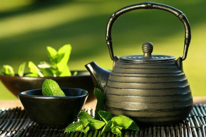 Лечебные чаи так же очень помогают восстановить ЖКТ