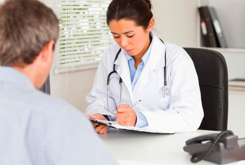 Доктор поставит правильный диагноз и назначит адекватное лечение