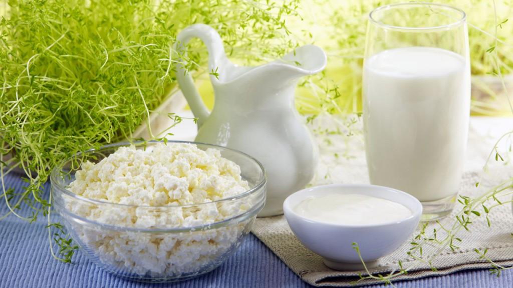 Молочные продукты очень полезны больному панкреатитом