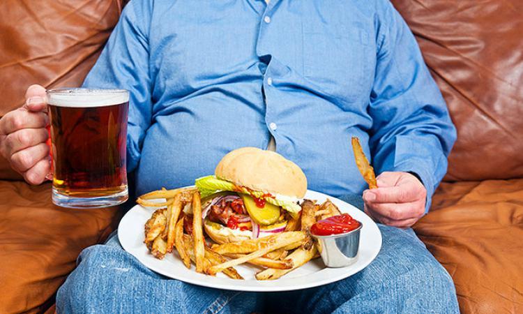 Неправильное питание при заболевании