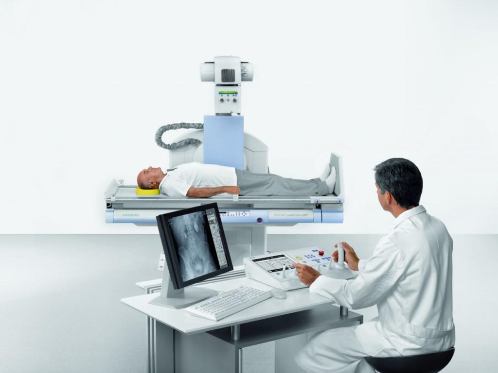 Современный рентгеновский аппарат менее безвреден и более точен