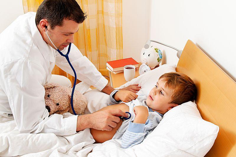 При тревожных симптомах следует проконсультироваться с врачом