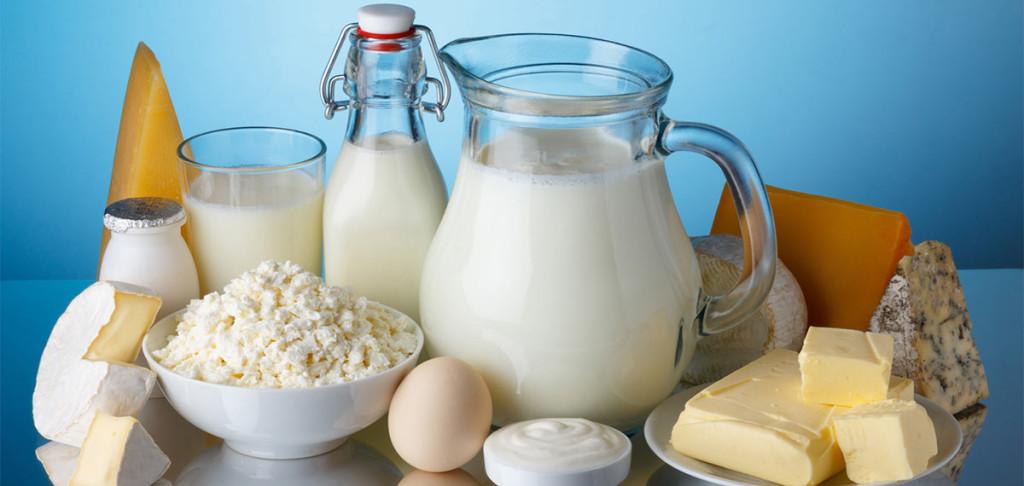 Молочные продукты очень полезны больному