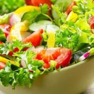 В меню больного должны быть свежие овощи