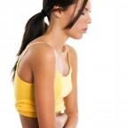 Больной дисбактериозом чувствует сильный дискомфорт в животе