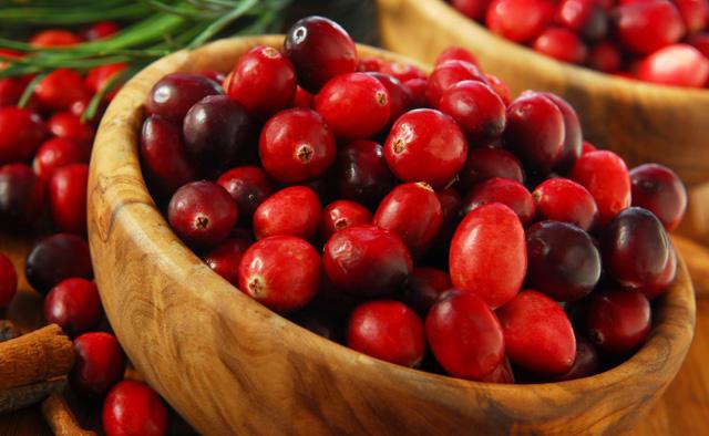 Клюква очень полезная ягода