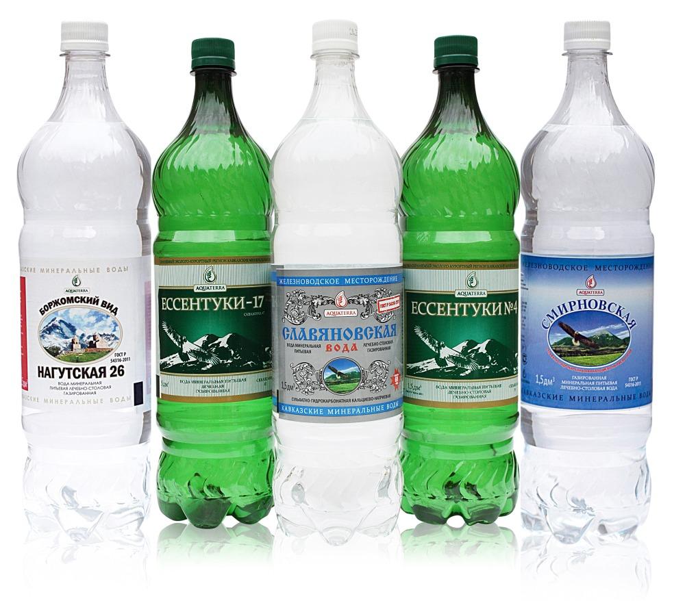 Пациентам рекомендуется пить лечебные минеральные воды