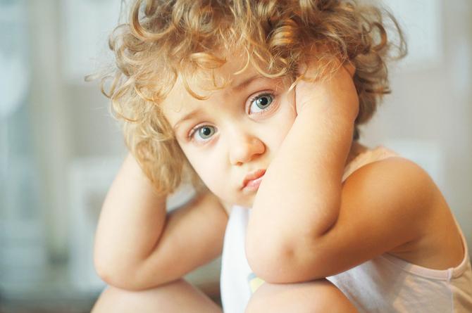 У ребенка появляются боли в животе и пропадает аппетит