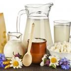 Пациенту рекомендуется включать в свой рацион побольше молочных продуктов