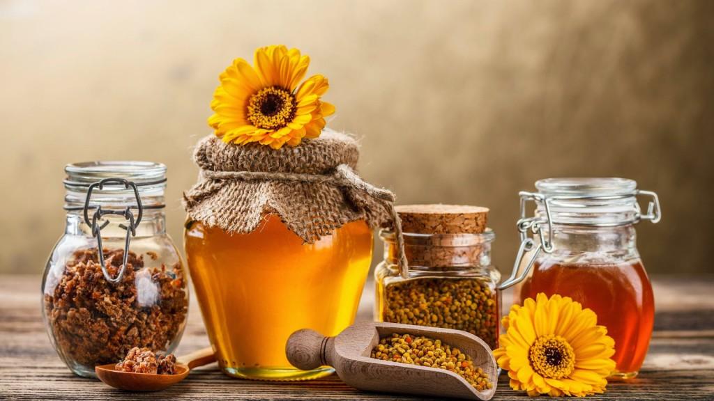 Продукты пчеловодства очень полезны для человека