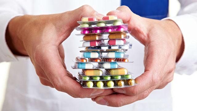 Больному при лечении используют определенные препараты