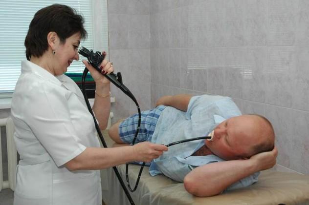 Гастроскопия поможет определить точный диагноз