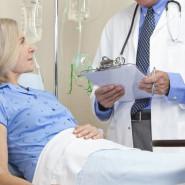 Больной требует срочной госпитализации