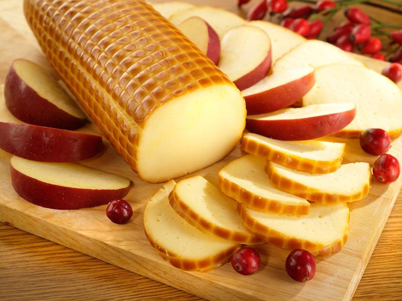 Сыр колбасных сортов