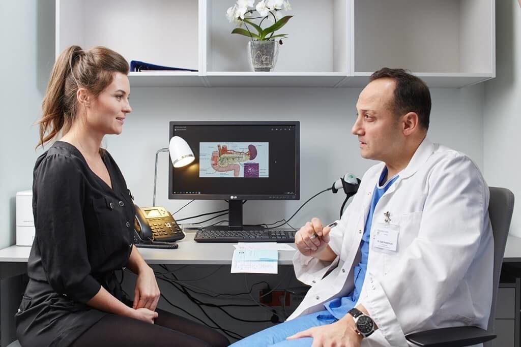 Диагностика у гастроэнтеролога